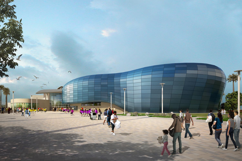 L'Aquarium du Pacifique dévoile sa nouvelle extension