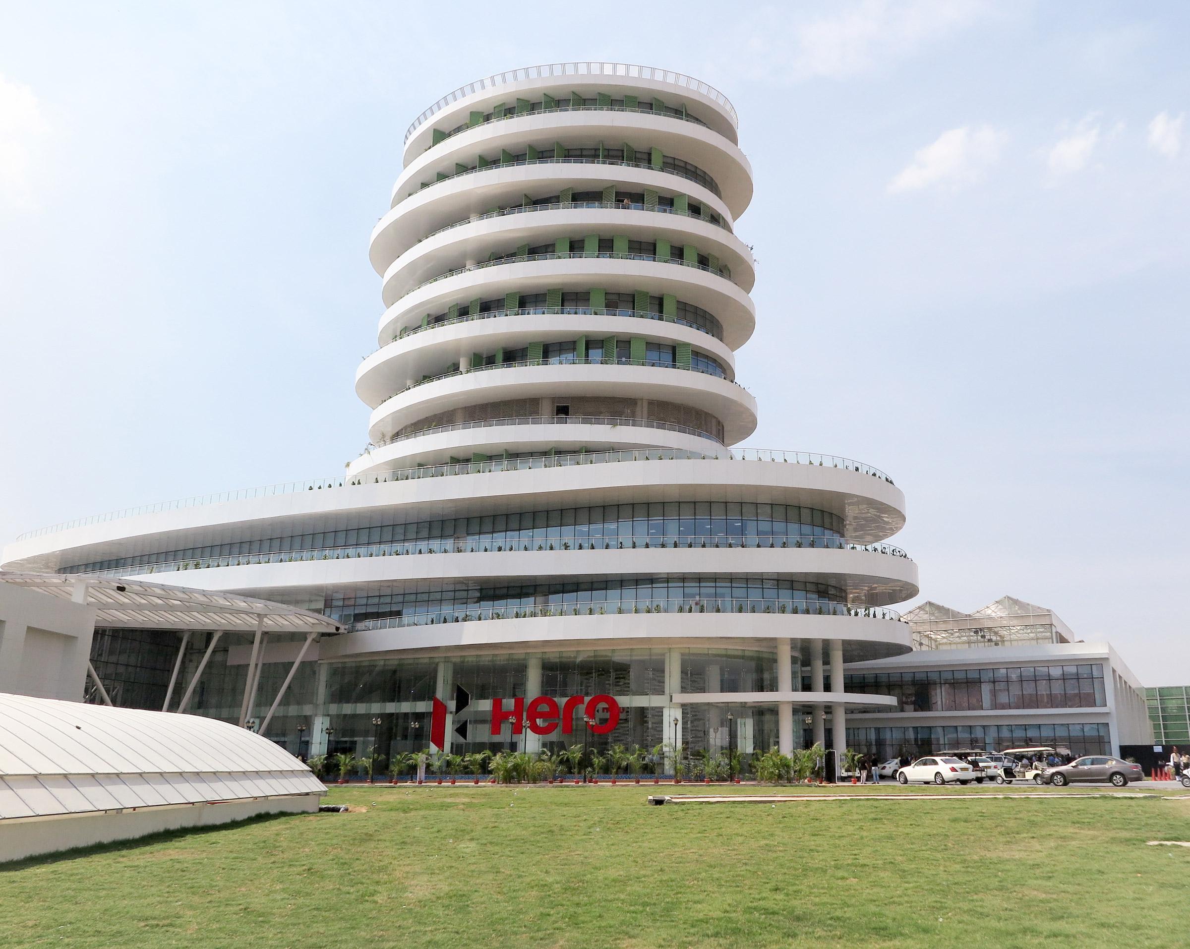 Hero Moto Corp inaugure son nouveau centre de recherche à Jaipur