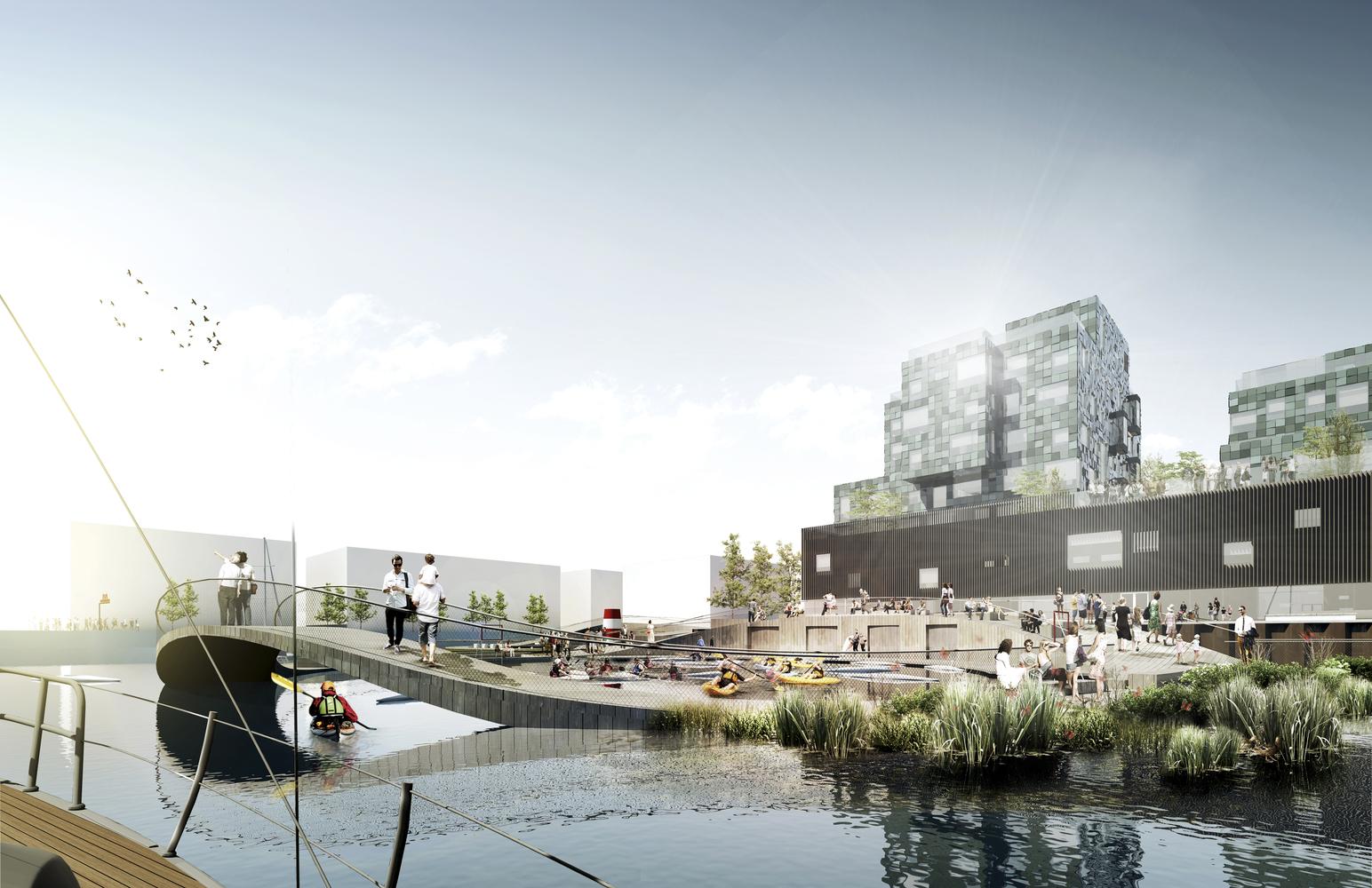 Un nouveau rivage pour Nordhavn