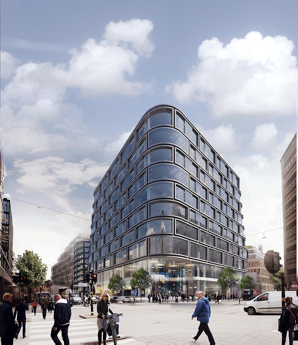 Schmidt Hammer Lassen Architects remportent le concours pour desssiner Häster 21.