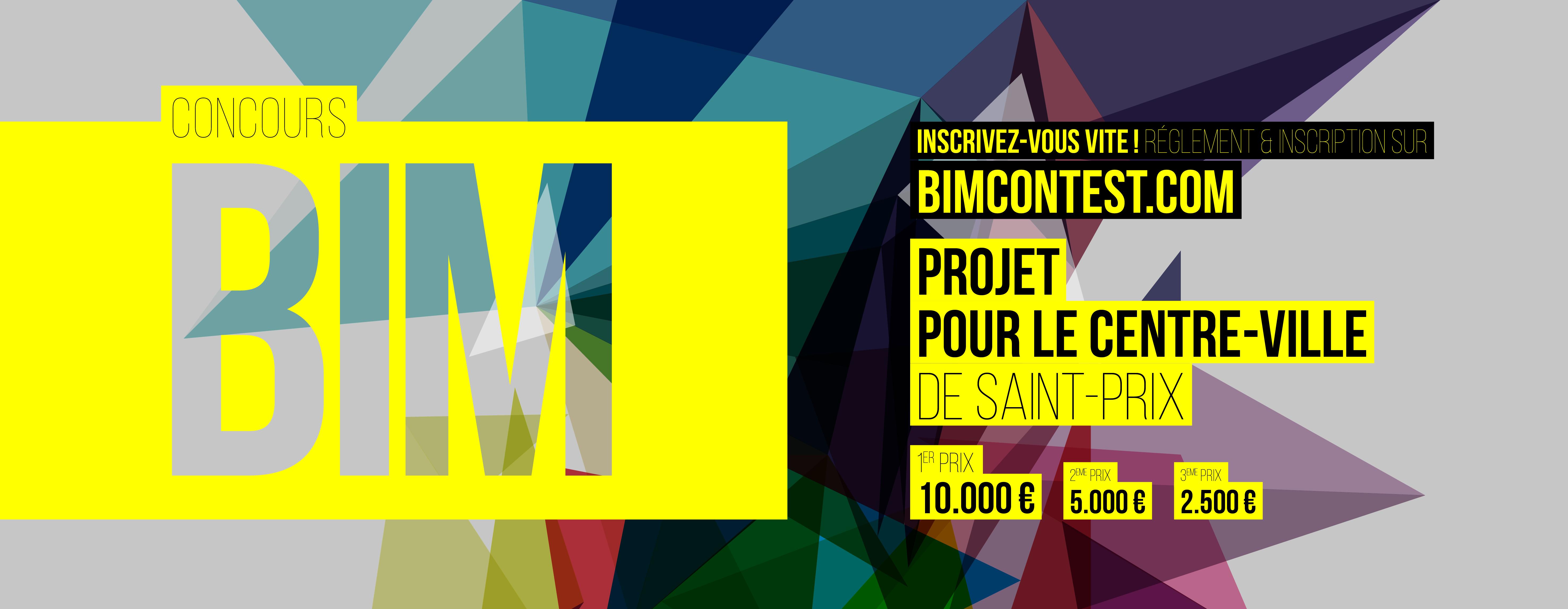 Lancement Officiel du concours BIM 2017