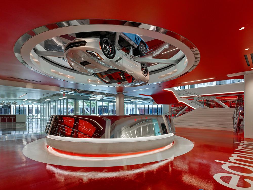 M+M Creative Studio gagnant du premier prix annuel d'architecture américaine.