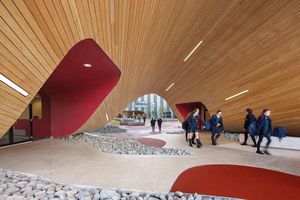 MCR remporte le meilleur design intérieur de l'année à l'American Architecture Prize