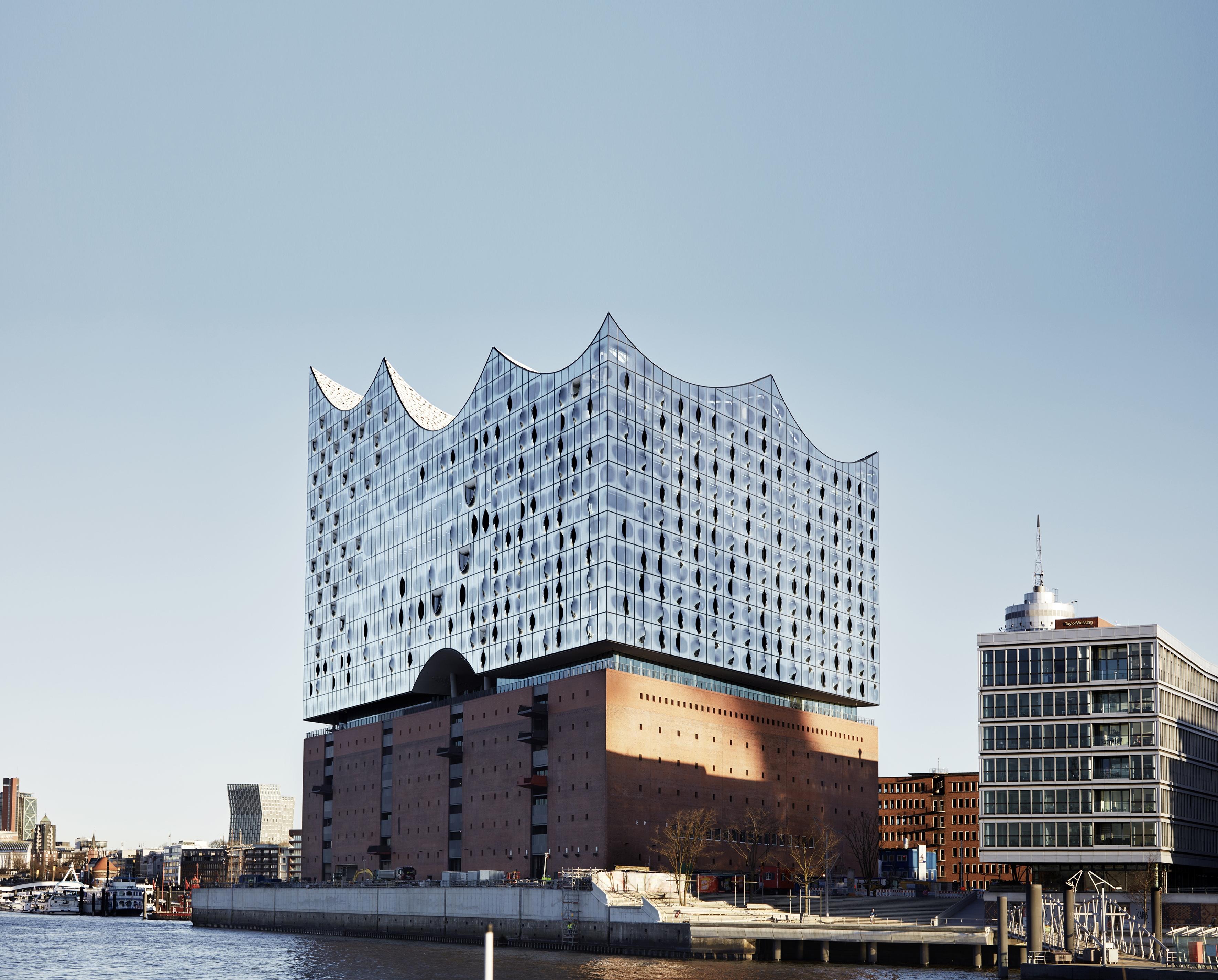 Hambourg a un nouveau point de repère